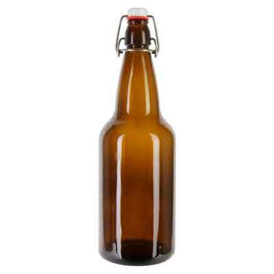 E.C. Kraus FP-500ASTB Ez Cap Beer Bottles