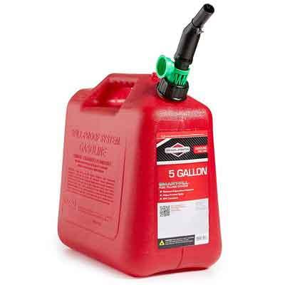 Briggs & Stratton 85053 5-Gallon Gas Can Auto Shut-Off