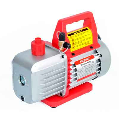 4.5CFM Single-Stage Rotary Vane Vacuum Pump