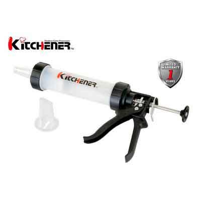 KITCHENER- Jerky Gun with 2 Nozzles