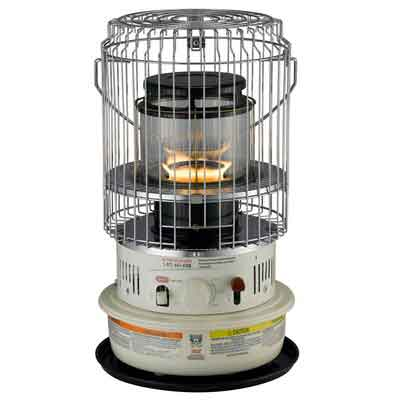 Dyna-Glo WK11C8 Indoor Kerosene Convection Heater