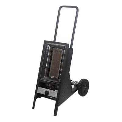 HEATMAXX 35000-BTU Portable Radiant Propane Heater