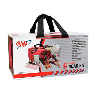 4003507 Lifeline AAA Road Kit 42Piece