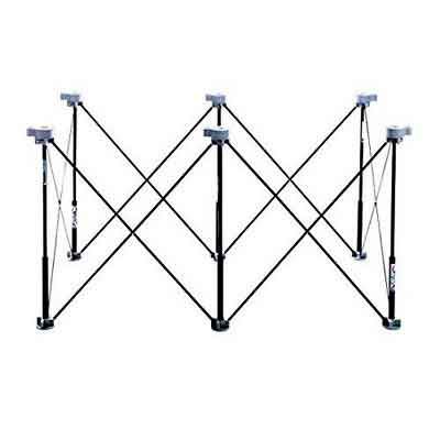 K6S Centipede Tool 6 Strut Sawhorse & Support Kit Includes 6 x-Cups