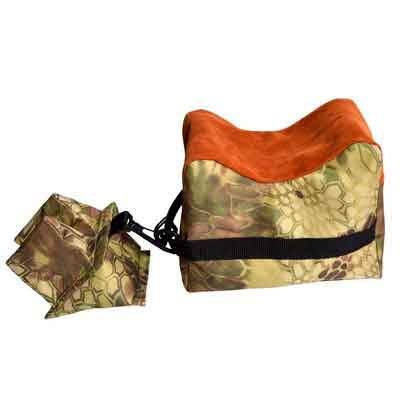 Nachvorn Outdoor Tack Driver Shooting Rest Bag - Target Sports Bench Unfilled Front & Rear Support Bags For Shooting Hunting Photography