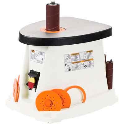 Shop Fox W1831 1/2 HP Single Phase Oscillating Spindle Sander