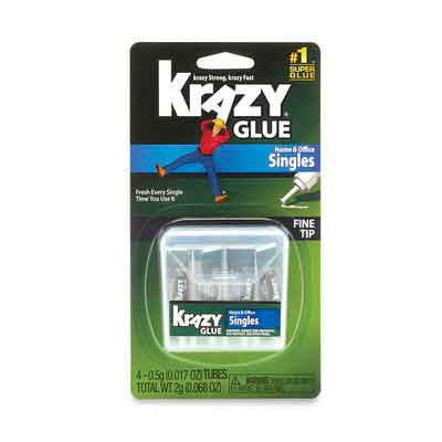 Krazy Glue Home & Office Super Glue