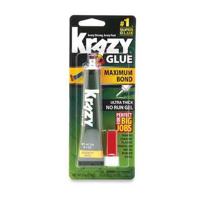 Krazy Glue Maximum Bond Super Glue