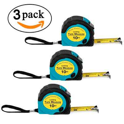 Where's My Tape Measure? - 3 Pack of 10 ft