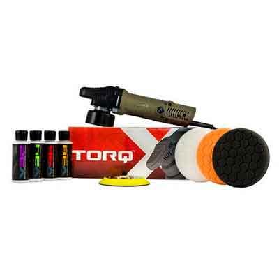 TORQ TORQX Random Orbital Polisher Kit
