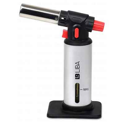 Culinary Torch - Creme Brulee Torch - Kitchen Torch - Best Creme Brulee Torch - Food Torch - Cooking Torch - Cooking Blow Torch - Brulee Torch - Butane Torch For Cooking - Blow Torch