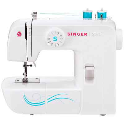 Singer 1304 Start Sewing Machine with 6 Built-In Stitches