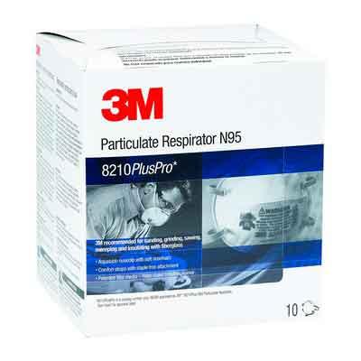 3M Particulate Respirator 8210PlusPro