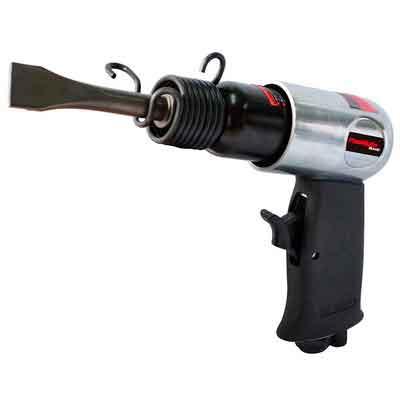 PowRyte Basic Short Stroke Air Hammer with Flat Chisel