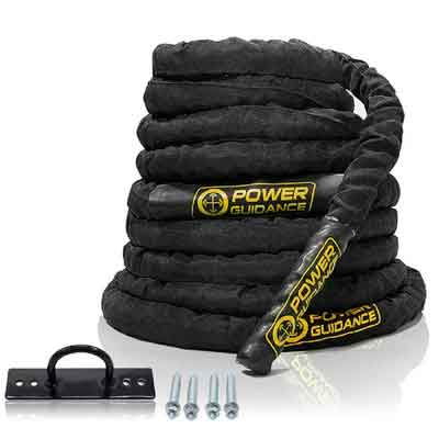 POWER GUIDANCE Battle Rope - 1.5