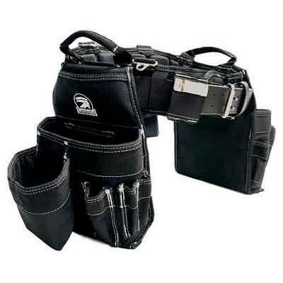 TradeGear Medium Carpenter's Combo Belt & Bags