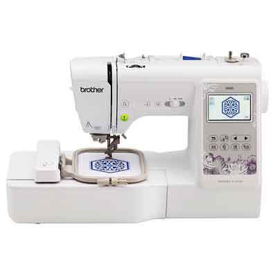 Brother Sewing SE600 Sewing and Embroidery Machine