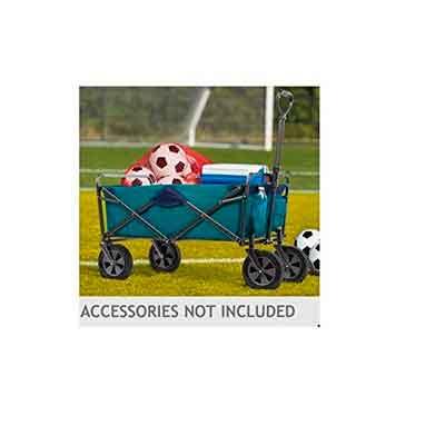 Collapsible Wagon Mac Sports Folding Utility Wagon