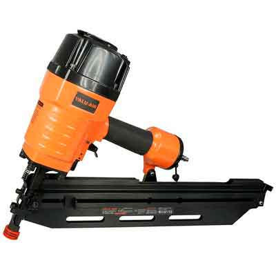 Valu-Air 9021C 21 Degree Full Round Head Framing Nailer 3-1/2
