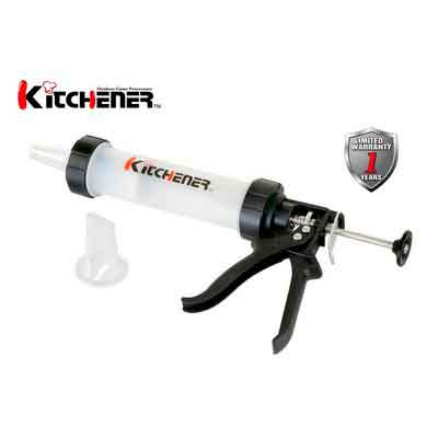 KITCHENER- Jerky Gun with 2 Nozzles