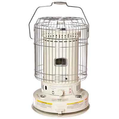 Dura Heat DH2304 Indoor Kerosene Heater - 23