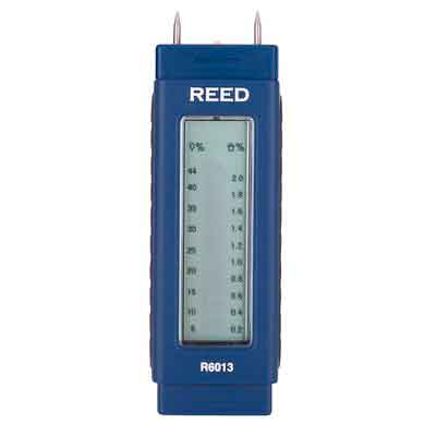 REED Instruments R6013 Pocket Size Moisture Detector