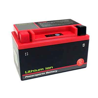 YTZ12S Z12S Lithium Ion Sealed Battery 12V