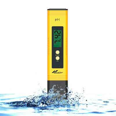 Newdy Digital PH Meter Tester for Water Quality