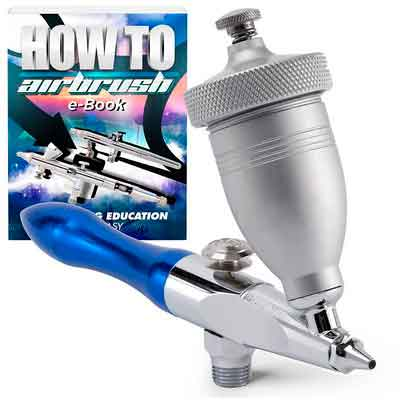 PointZero Airbrush Mini Sandblaster Air Eraser Glass Etcher