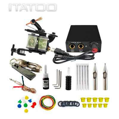Best tattoo kits [Jun. 2019] – Rankings and Reviews
