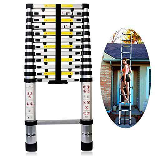 Best telescoping ladder [Aug  2019] – Reviews and Buyer's Guide