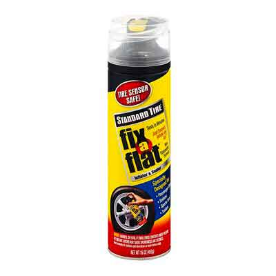 Fix-A-Flat Tire Inflator and Sealant