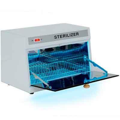 Salon Sundry Professional Tabletop Ultraviolet UV Sterilizer Cabinet