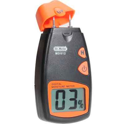 Dr.meter Digital Wood Moisture Meter