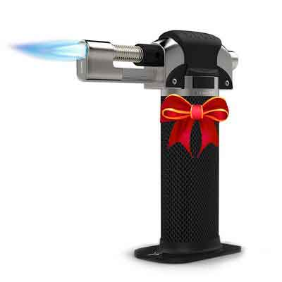Culinary Butane Torch  Professional Quality for Home Chefs