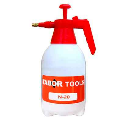 TABOR TOOLS Pump Pressure Sprayer