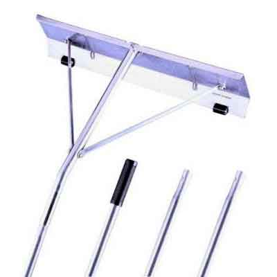 Garelick 89421 21-Foot Aluminum Snow Roof Rake With 24-Inch Blade